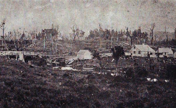 Clevedon Bridge 1866